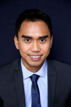 O'Neal Mendoza, LLB (Hons), MA