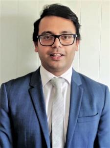Saurav Satyal, Solicitor